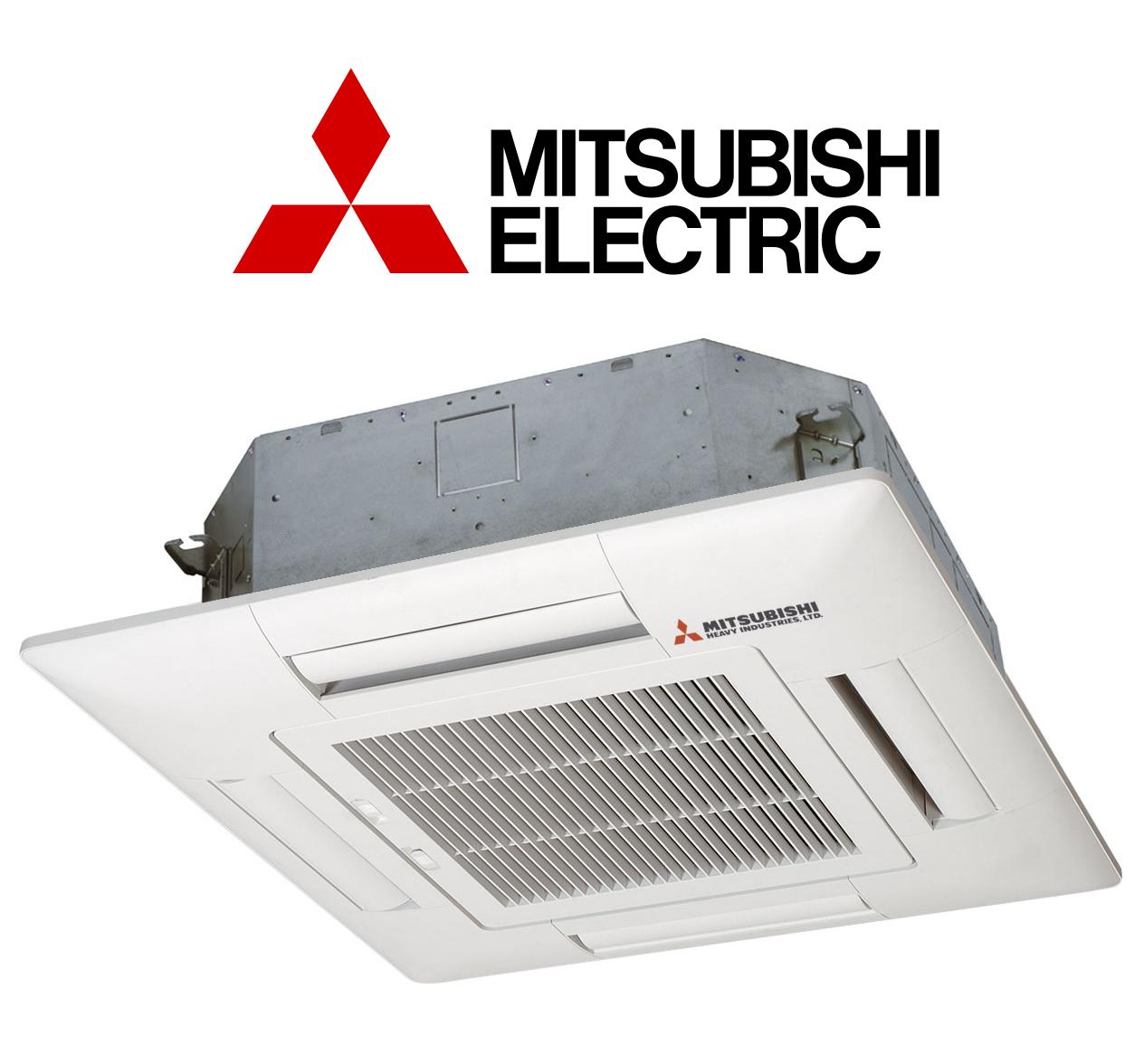 Aire Acondicionado Cassette Mitsubishi