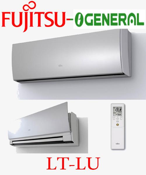 Aire Acondicionado General-Fujitsu Diseño LT-LU
