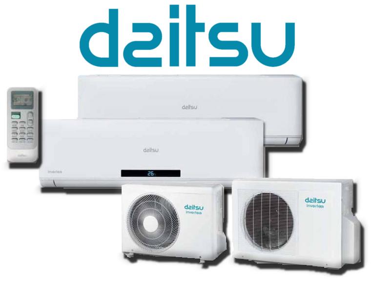 Aire Acondicionado Multisplit Daitsu