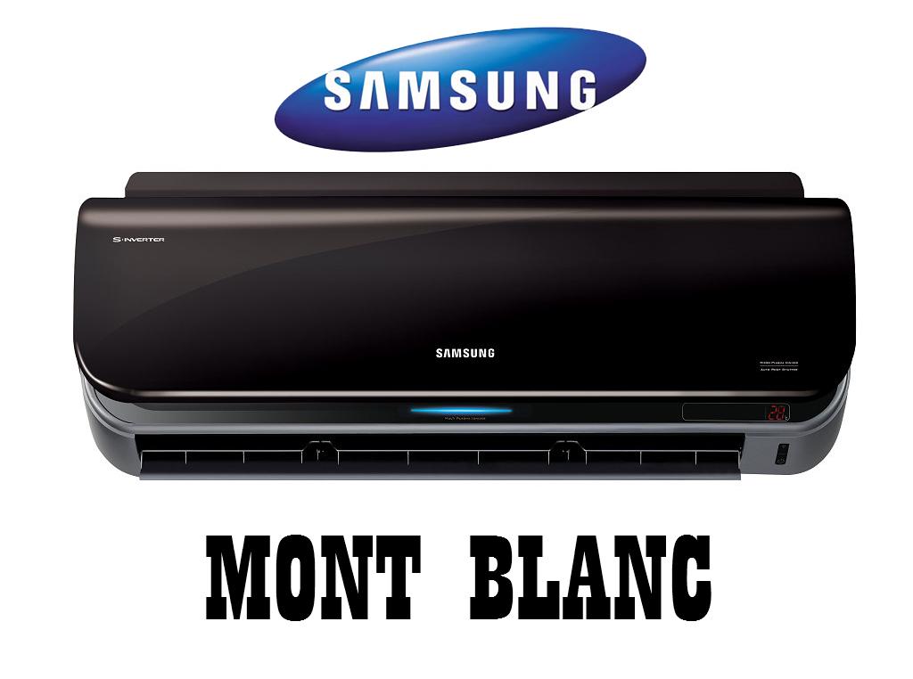 Aire Acondicionado Diseño Samsung Mont Blanc