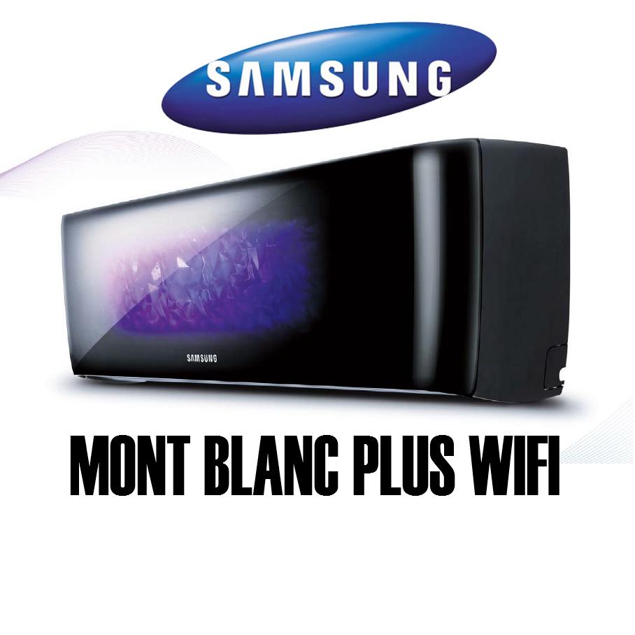 Aire Acondicionado Diseño Mont Blanc Plus Wifi