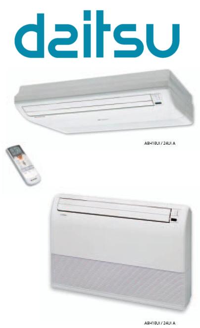 Aire Acondicionado Suelo-Techo Daitsu