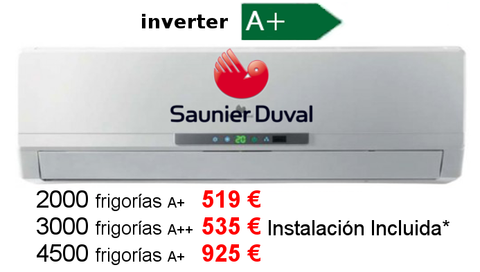 Aire acondicionado Saunier Duval 017